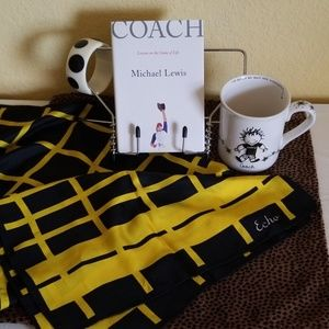 Coach experience with silk power scarf